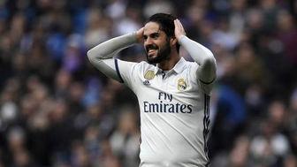 بحران در رئال مادرید با مصدومیت یک بازیکن تاثیرگذار