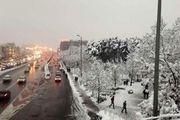 این استان های کشور منتظر بارش برف باشند