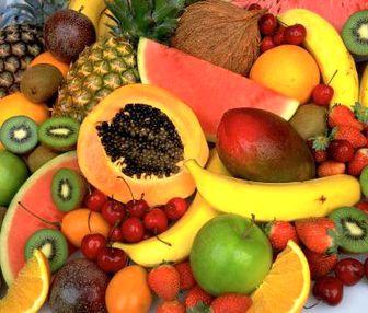 نحوه خشک کردن میوه در منزل