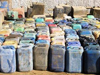 دخالت برخی اتباع بیگانه در قاچاق سوخت ازایران