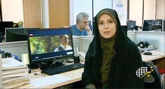عاشقانه های خانم مجری و همسرش در دل طبیعت / عکس