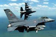 تقابل جتهای یونان با جنگندههای اف-16 ترکیه