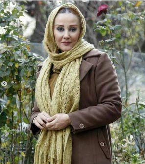 شیوا خسرومهر در کنار هادی شکوری /عکس