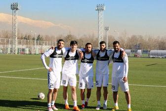 برنامه روز پایانی اردوی تیم ملی