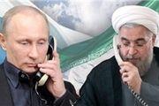 گفتگوی تلفنی روحانی و پوتین درباره اقدام آمریکا در سوریه