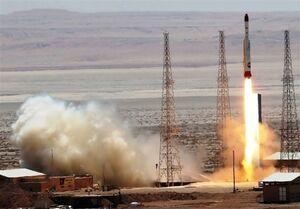 ماهواره بر سیمرغ جهت طی فرایند پرتاب آماده شد