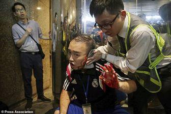 کشته و زخمی شدن نزدیک به 300 تن در درگیریهای هنگکنگ
