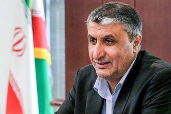 وزیر راه: ایرانایر با ارزش بالا به بخش خصوصی واگذار شود