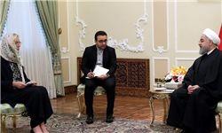 روحانی به وزیر خارجه هلند چه گفت؟
