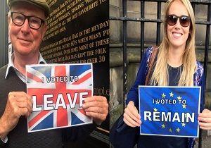 نارضایتی انگلیسیها از روند مذاکرات برکسیت
