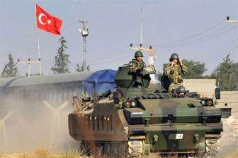 اعتراض ساکنان عفرین به تجاوزگری ترکیه