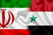 دیدار هیأتی از وزارت خارجه ایران با وزیر خارجه سوریه