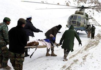 جان باختن ۳۹ نفر به دلیل شرایط بد آب و هوایی در افغانستان