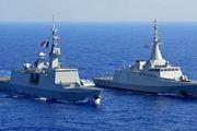 تغییر فرمانده ائتلاف دریایی اروپا در تنگه هرمز