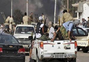 داعش در جنوب لیبی فعال شد