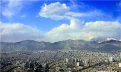 علت کاهش آلاینده ازن در هوای تهران طی مرداد ماه