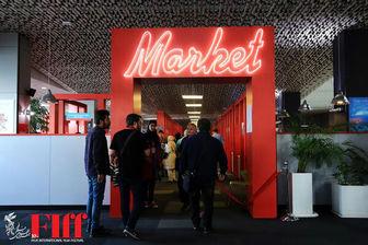 نمایش ۴۸ فیلم ایرانی در بازار فیلم جشنواره جهانی فجر