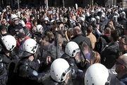 برگزاری تظاهرات ضددولتی در بلگراد