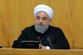 پیام تبریک روحانی به مناسبت جشن بیطرفی ترکمنستان