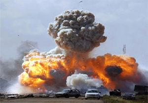 حمله داعش در درعا