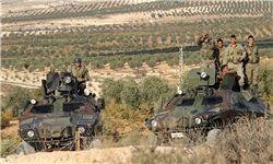 نقشه ترکیه برای عراق