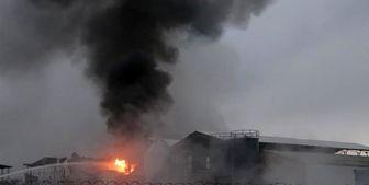 آمار وزارت دفاع روسیه درباره انفجار زاغه مهمات «کراسنویارسک»