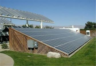 راه اندازی نیروگاههای خورشیدی در شمال پایتخت