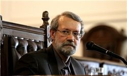 توصیه لاریجانی به نمایندگان درباره بیانیه لوزان