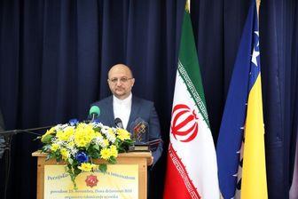 رویکرد ایران همواره حمایت از تمامیت ارضی و همزیستی مسالمتآمیز همه اقوام بوسنی است