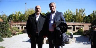 آشنایی با ایرج عرب، سرپرست باشگاه پرسپولیس تهران