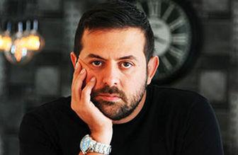 چهره متفاوت هومن سیدی در جشنواره +عکس