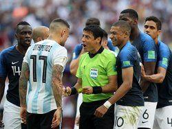 فغانی تا به امروز  بهترین داور جام جهانی 2018/ عکس