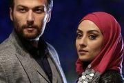 جدیدترین عکس «الهام طهموری» و همسرش