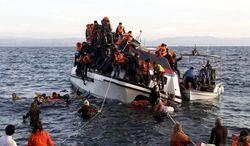 کشف جسد ۲۰ پناهجو در نزدیکی آب های اروپا