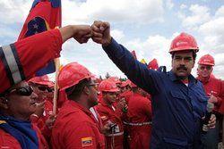 دولت ونزوئلا با مخالفان مذاکره می کند