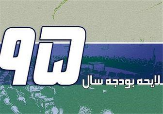 بودجه ۹۵ با شعار امسال سنخیت ندارد