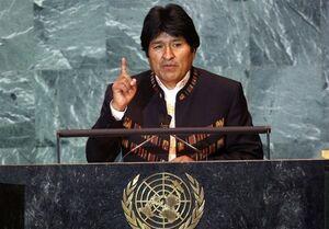 واکنش مورالس به ممنوعیت شرکتش در انتخابات بولیوی