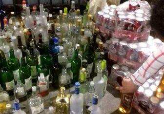 جزئیات انهدام ۳ باند وارد کننده مشروبات الکلی خارجی