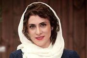 چهره مغموم و گرفته ویشکا آسایش /عکس