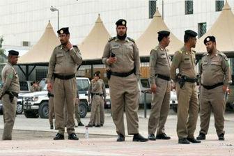 هتک حرمت مساجد در عربستان توسط رژیم آل سعود