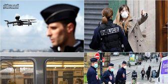 از خانه بیرون بیایید، بازداشت میشوید