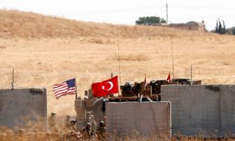 پنتاگون حمله ترکیه به نیروهای آمریکایی در سوریه را تایید کرد