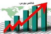 افزایش ۶۳ درصدی شاخص کل بورس اوراق بهادار