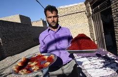 فروش زعفران ایرانی در اروپا به نام افغانها!