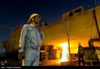 بیکاری ۵ هزار ایرانی با خرید کشتی از کره