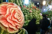 برداشت ۲۱۰ هزار تُن هندوانه برای شب یلدا