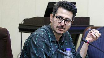 مجری جوان ایرانی درگذشت