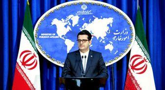 چراغ سبز ایران به تداوم دیپلماسی، تعامل و گفتوگو