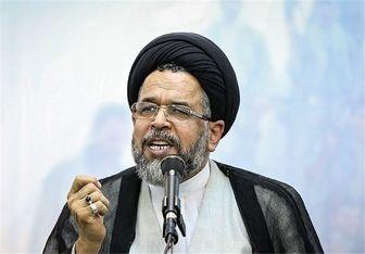 تبریکهای جداگانه وزیر اطلاعات به سرلشکر سلامی و جعفری