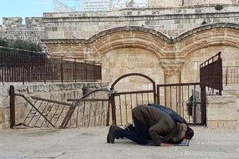 مخالفت اوقاف فلسطین با بستن «باب الرحمه» از سوی صهیونیستها